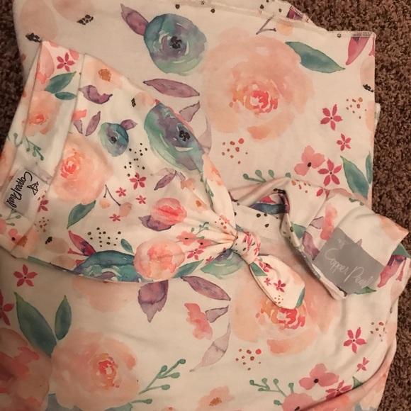 Super Copper Pearl Baby Swaddle Hat Car Seat Cover Machost Co Dining Chair Design Ideas Machostcouk
